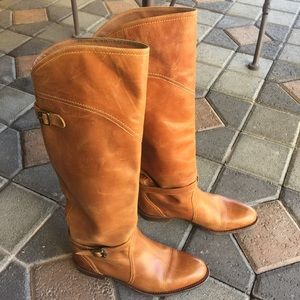 Frye Knee High Equestrian Boots